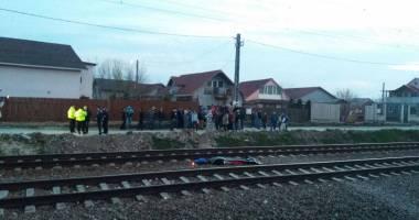 UPDATE. O NOUĂ TRAGEDIE ÎN VALU LUI TRAIAN / TÂNĂR DE 17 ANI UCIS DE UN TREN