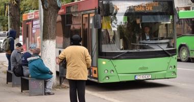 Foto : Autobuze noi, dar ce facem cu constănţenii?