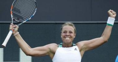 TENIS / Anett Kontaveit a câştigat turneul WTA de la 's-Hertogenbosch