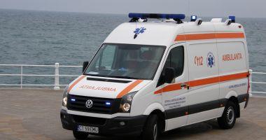 Sute de solicitări la Ambulanța Constanța, de Crăciun