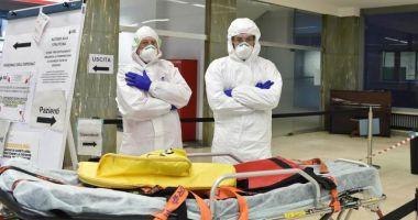 Încă un deces, la Constanța, din cauza noului coronavirus