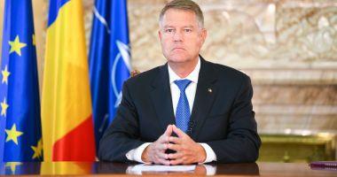 Klaus Iohannis: Alegerile parlamentare au fost stabilite conform legii şi vor avea loc pe 6 decembrie