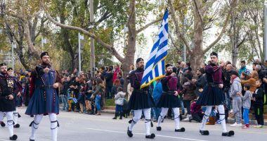 Republica Elenă sărbătorește cea de a doua Zi Națională