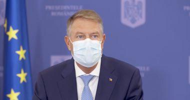 Klaus Iohannis: România a fost puternic afectată de corupţia şi incompetenţa guvernelor PSD