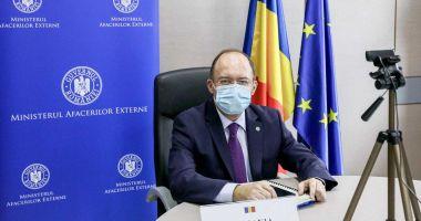 Ministrul de Externe accentuează importanţa cooperării dintre UE şi statele membre ASEAN