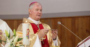 Arhiepiscopul Aurel Percă: Dumnezeu să binecuvânteze ţara noastră şi pe românii de pretutindeni