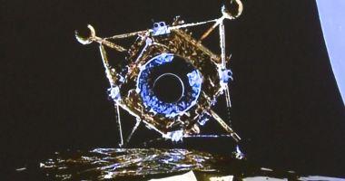 China, a treia naţiune care a colectat probe de pe Lună