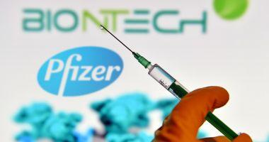 Pfizer a redus livrările de vaccin către mai multe țări din Europa, printre acestea e şi România