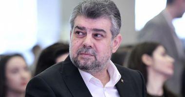 Marcel Ciolacu: Sunt convins că anul acesta vom reuşi să învingem definitiv pandemia