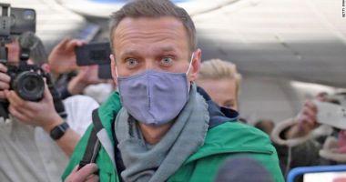 Mesajul al lui Navalnîi din închisoare: N-am de gând să mă spânzur ori să-mi tai venele cu lingura