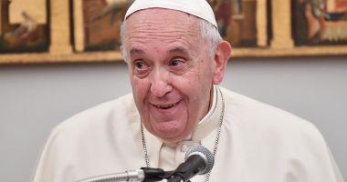 Mesajul papei Francisc pentru ziariştii din întreaga lume