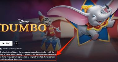 """Disney a restricționat accesul copiilor la filme precum """"Peter Pan"""" sau """"Dumbo"""". Care este motivul"""