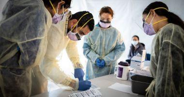 Cadrele medicale din Spitalul Județean Constanța au fost testate pentru COVID-19