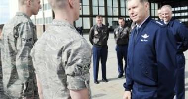 Oficiali americani, în vizită la Statul Major General