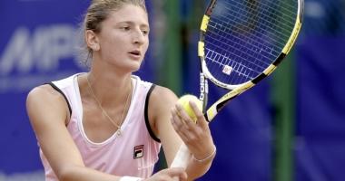 TENIS / Irina Begu, învinsă la Indian Wells
