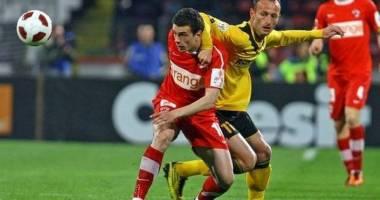 Dinamo Bucureşti, învinsă de FC Viitorul