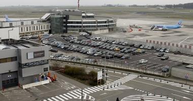 Panica la Bruxelles: Aeroportul Zaventem e BLOCAT