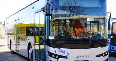 104 autobuze noi, pe străzile din Constanţa