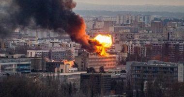 Explozie la Universitatea din Lyon. Trei persoane au fost rănite