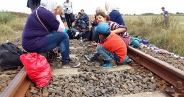 Zece irakieni, întorşi din drumul spre Germania de poliţiştii de frontieră constănţeni