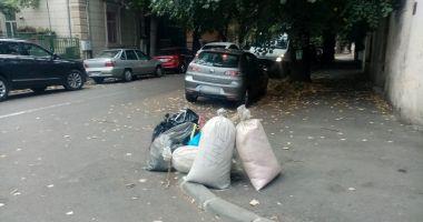 Aveți grijă pe unde vă aruncați gunoaiele! Riscați amenzi usturătoare!