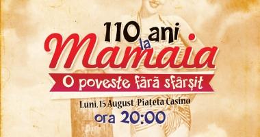110 ani la Mamaia -  O poveste f�r� sf�r�it!