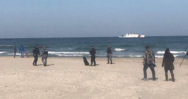 Un nou pachet cu cocaină, găsit în mare. 18 kg de droguri pluteau legate de o vestă de salvare