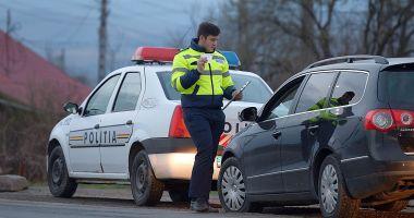 Poliția Rutieră a avut de lucru și în a doua zi de Crăciun