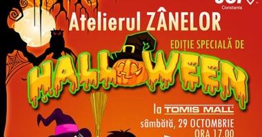 Atelierul Zânelor - Halloween by JCI Constanta