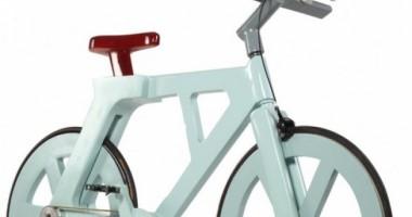 Bicicleta de carton, ultimul strigăt în transportul ecologic