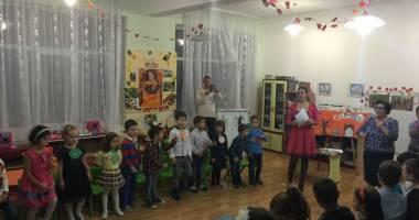 Galerie foto. Carnavalul toamnei, sărbătorit de preşcolari la Grădiniţa nr. 6 din Constanţa