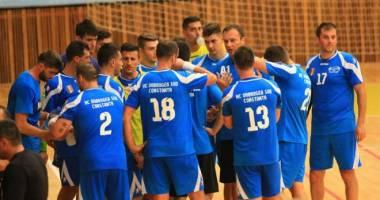 Handbal: HC Dobrogea s-a calificat în sferturile Cupei României
