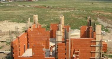 România, cea mai severă scădere a lucrărilor de construcţii din UE în luna iunie