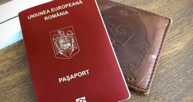 Legea privind prelungirea termenului de valabilitate a paşaportului electronic la 10 ani a fost promulgată