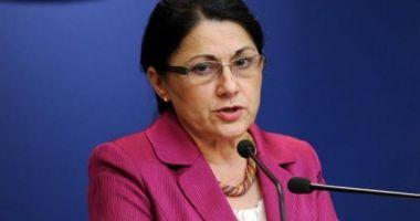 Ecaterina Andronescu se pregăteşte să candideze la alegerile prezidenţiale
