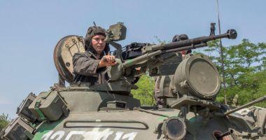 Tancuri, artilerie, infanterie. De mâine, începe