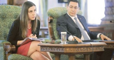 Ioana Petrescu, fost ministru al Finanţelor, se înscrie în partidul lui Ponta