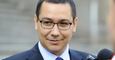 """Ponta: """"A fost Guvernul Dragnea 1, acum este Guvernul Dragnea 2"""""""