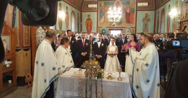 """Imagini emoţionante / Andreea Răducan s-a căsătorit: """"Cred că este cel mai important moment..."""""""