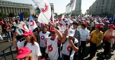 Sanitas dă startul protestelor