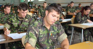 FORŢE PROASPETE ÎN ARMATA ROMÂNĂ! Au fost publicate rezultatele sesiunii de admitere în colegiile militare