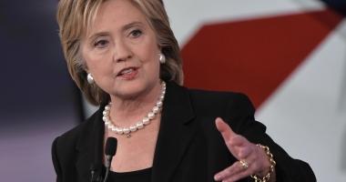Hillary Clinton consideră retragerea SUA din acordul de la Paris