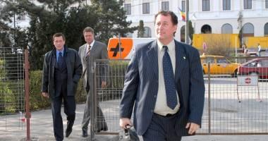 Sergiu Nistor, numit consilier prezidenţial