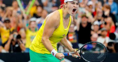 Australia, prima finalistă a FED CUP 2019. Va juca contra câştigătoarei dintre Franţa şi România
