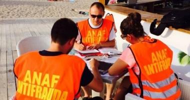 155 de firme de pe litoral, au fost verificate de Antifrauda Fiscală