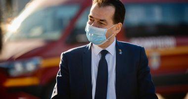 Ludovic Orban: Este important că o companie românească reușește într-un timp foarte scurt să fabrice măști chirurgicale și măști FFP2