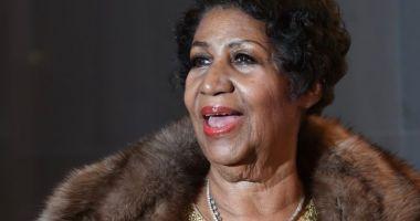 Cântăreaţa americană Aretha Franklin, în stare gravă