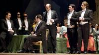 """Teatrul """"Oleg Danovski"""", ţepuit de o asociaţie caritabilă"""