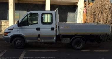 Camionetă căutată în Italia, găsită la graniţă