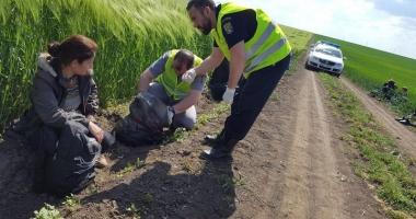 16 imigranţi prinşi de poliţiştii de frontieră, în drum spre Germania